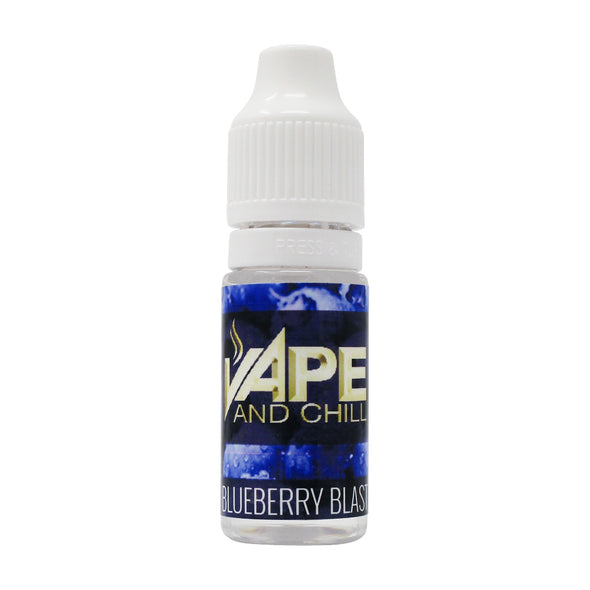 e-Liquid Blueberry Blast (Blueberries) Flavour