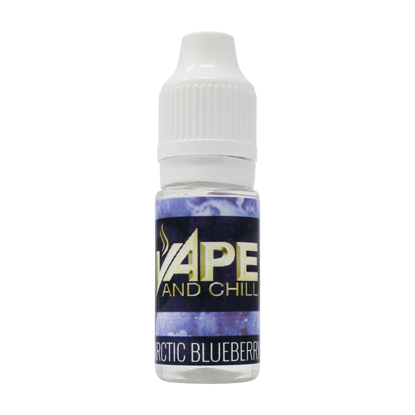 e-Liquid Arctic Blueberries (Blueberries+Mint) Flavour