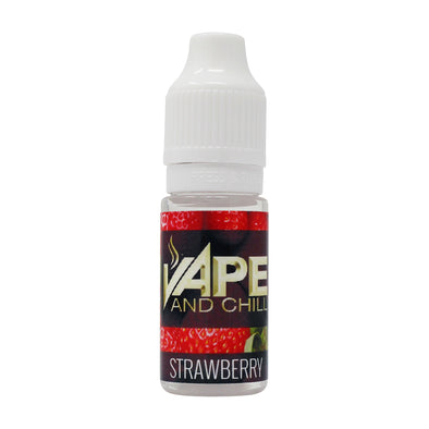 e-Liquid Strawberry Flavour