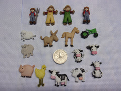 On the Farm Needle Minders