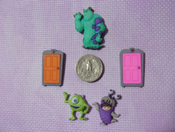 Monsters Inc. Needle Minders