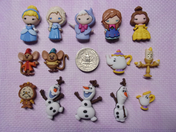 Disney Fairy Tales Needle Minders