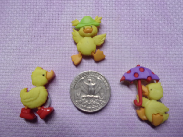 Rainy Duckies Needle Minders