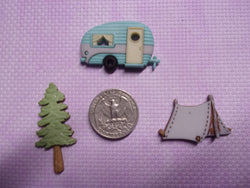 Camping Needle Minders