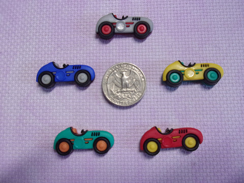 Race Cars needle minders
