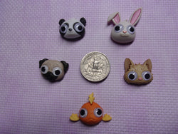 Google-Eye Animals needle minders
