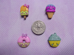 Smiley Deserts Needle Minders