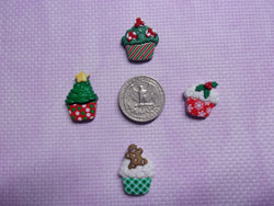 Christmas Cupcakes needle minders