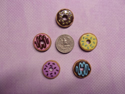 Donuts needle minders