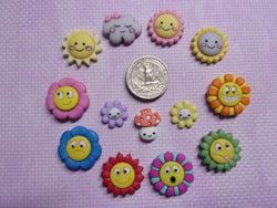 Garden Faces Needle Minders
