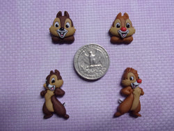 Chip and Dale Needle Minders
