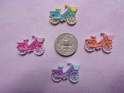 Bicycle needle minders