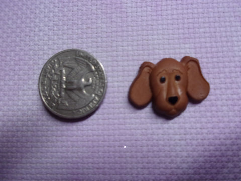 Dog Heads Needle Minders