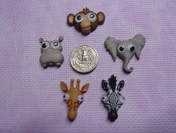 Zoo Google-eyes needle minders