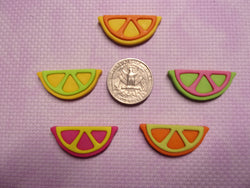 Fruit Slices Needle Minders