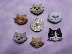 Cat Head Needle Minders