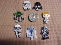 Star Wars Enameled Needle Minders