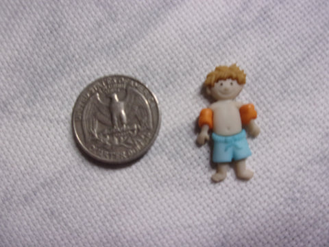 At The Beach needle minders