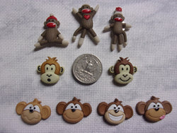 Monkeys Needle Minders
