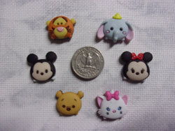 Disney Heads Needle Minders