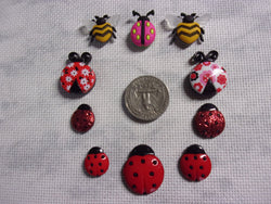 Lady Bugs and Bees Minders
