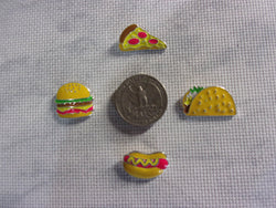 Metal Fast Food Needle Minders
