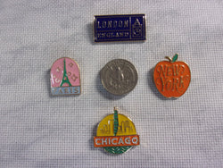 Metal Cities Needle Minders