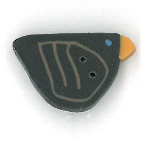 Just Another Button Company Black Bird 1106 buttons