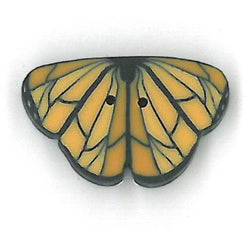 Just Another Button Company Monarch Butterfly 1107 buttons
