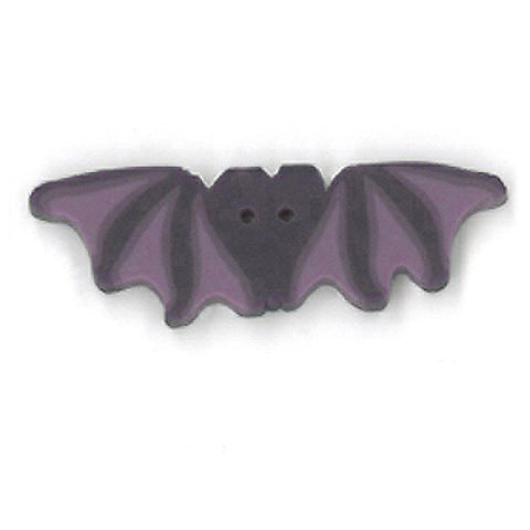 Purple Bat Buttons