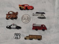 """Cars"" and Transportation Needle Minders"