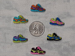 Tennis Shoe Needle Minders