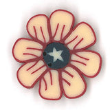 Just Another Button Company Liberty Daisy 2303 buttons