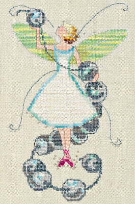 Bead Fairy pattern