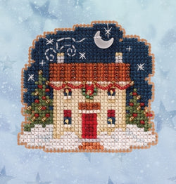 Mill Hill Christmas Eve (2020) 18-2031 beaded kit
