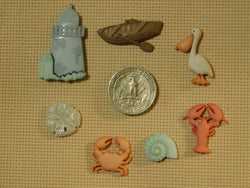By The Sea needle minders
