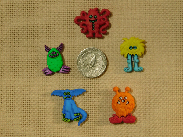 Monsters needle minders