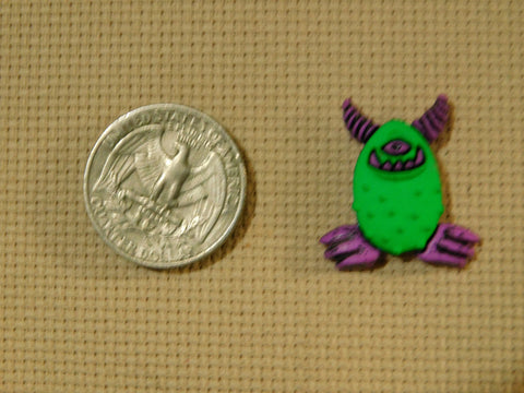Monster Needle Minders