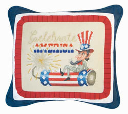 Glendon Place Celebrate America GP-124 cross stitch pattern