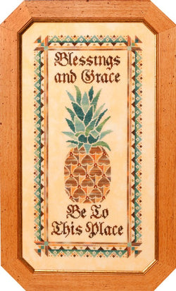 Glendon Place Blessings and Grace GP-164 cross stitch pattern