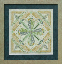Glendon Place Grasshopper Pie GP-190 cross stitch pattern