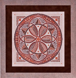 Glendon Place Tiramisu GP-196 cross stitch pattern
