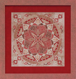 Glendon Place Red Velvet Cake GP-205 cross stitch pattern