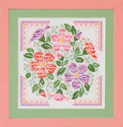 Glendon Place Desert Rose GP-242 cross stitch pattern