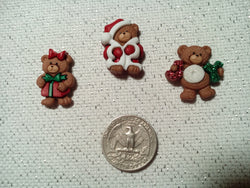 Christmas Bear Needle Minders