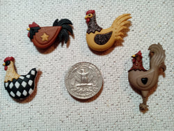Country Chickens Needle Minders