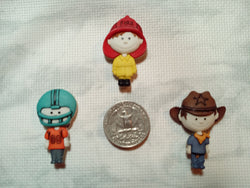 When he grows up cross stitch needle minders