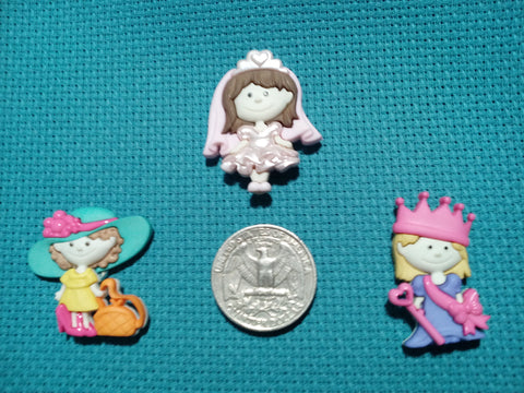 Dress Up Needle Minders