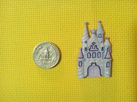 Castle and Carriage Needle Minders