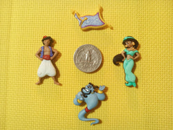 Alladin and Jasmine Needle Minders